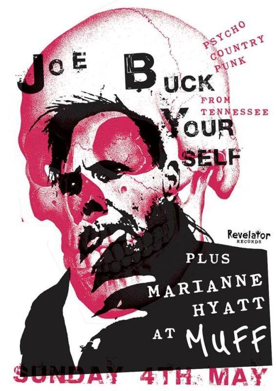 Joe Buck Yourself Poster 4 May 14